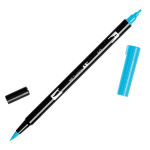 Feutre double pointe ABT Dual Brush Pen - 443 - Turquoise