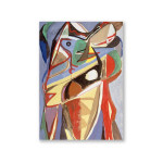 Mini Artbook Van Velde 12 x 17 cm