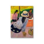 Mini Artbook Gauguin Sieste 12 x 17 cm