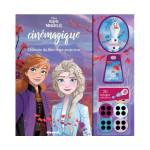 Album interactif La Reine des Neiges 2 Mon livre cinémagique