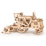 Puzzle mécanique en bois Moissonneuse-batteuse