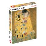 Puzzle 1000 pièces Klimt Le baiser