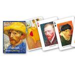 Jeu de cartes Van Gogh