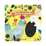 Cartes à gratter Joyeuses Pâques x 6