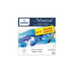 Papier aquarelle Montval 50 x 65 cm 300 gm² par 10