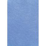 Feutrine adhésive - bleu clair - A4