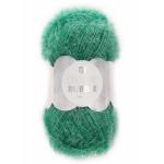 Creative Bubble - Laine éponge à tricoter - Vert - 90 m