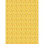 Papier Décopatch 30 x 40cm 709 Petites fleurs rose et blanches