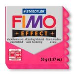 Pâte polymère Fimo Double Effect 56g - 286 - Rubis quartz