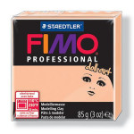 Pâte polymère Fimo Pro Doll Art 85 g - 435 - Camée