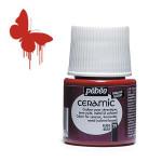 Peinture Céramic 45 ml - 29 - Rubis