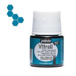Peinture pour verre Vitrail 45 ml - 17 - Turquoise
