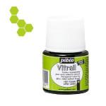 Peinture pour verre Vitrail 45 ml - 34 - Vert pomme