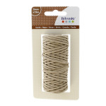 Cordon en cuir 2 mm x 15 m
