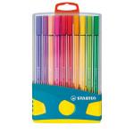 Feutre Pen 68 Boite de 20 - Colorparade Turquoise