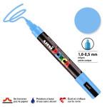 Marqueur PC-5M pointe conique moyenne - Bleu clair