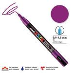 Marqueur PC-3M pointe conique fine - Violet