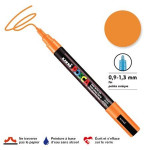 Marqueur PC-3M pointe conique fine - Orange