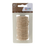 Corde naturelle 1,5 mm x 30 m