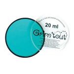 Fard de maquillage 20 ml - Bleu lagon