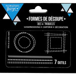 Die Set Effets de couture - 3 pcs