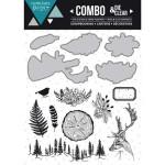 Combo Clear & Die Dans la forêt