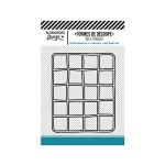 Die Mini grille - 5,5 x 6,5 cm