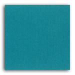 Feuille de papier uni bleu pétrome 30,5 x 30,5 cm