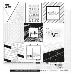 En toutes lettres - Papier imprimé #1