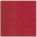 Papier adhésif pailleté rouge 30 x 30 cm