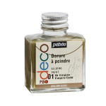 Dorure à peindre P.BO deco flacon 75 ml - Or antique