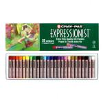 Boîte de 25 pastels à l'huile Expressionist