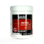 LIQUITEX GEL MAT 473ML