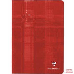 Cahier A4 21 x 29,7 cm Grands carreaux Séyès
