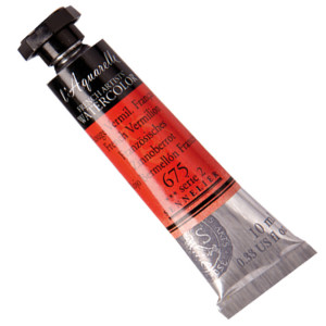 Aquarelle extra-fine au miel tube 10 ml - 203 - Terre verte brûlée SO ***