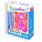 Aquarellum mini chats Funfrag
