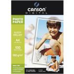 Papier photo brillant Everyday A4 - 180 g/m² - 100 feuilles
