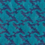 Papier Lokta 50 x 75 cm Yarlung bleu