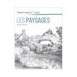 Livre Master class de Dessin Les paysages