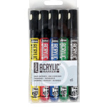 Feutre Acrylic Marker 1,2 mm Set de base