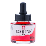 Encre Aquarelle Ecoline 30 ml - 231 Ocre d'or
