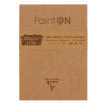 Bloc Paint'On papier Assorti 250 g/m² 50 F - 22,9 x 30,5 cm
