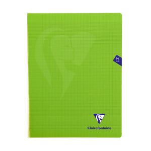 Cahier 24 x 32 cm grands carreaux Séyès 96 pages Mimesys
