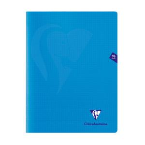 Cahier 24 x 32 cm petits carreaux Q. 5x5 96 pages Mimesys