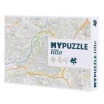 Puzzle plan de Lille