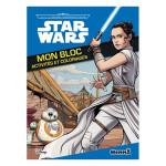 Mon bloc activités et coloriages Star Wars Voyage vers SW L'Ascension de Skywalker