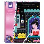 Kit Créatif Scratch Art Jolies Princesses