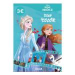 Album de coloriage Star color Disney La reine des neiges 2