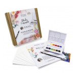 Coffret aquarelle Les tribulations de Marie