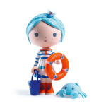 Figurine Tinyly Marinette & Scouic